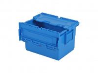 Distributionsbehälter Mehrwegbehälter 400x300xH265 Blau 30.425.D1