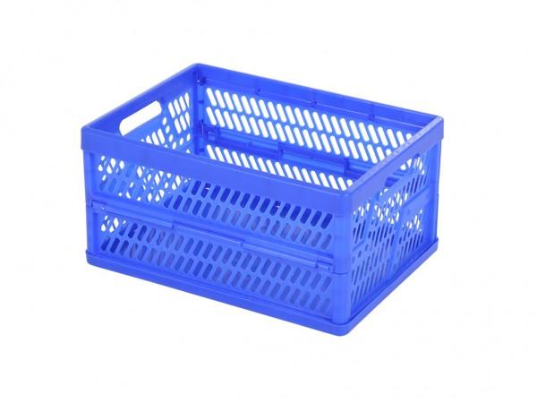 SHOP BOX Faltbehälter - 475x345xH240mm - Blau