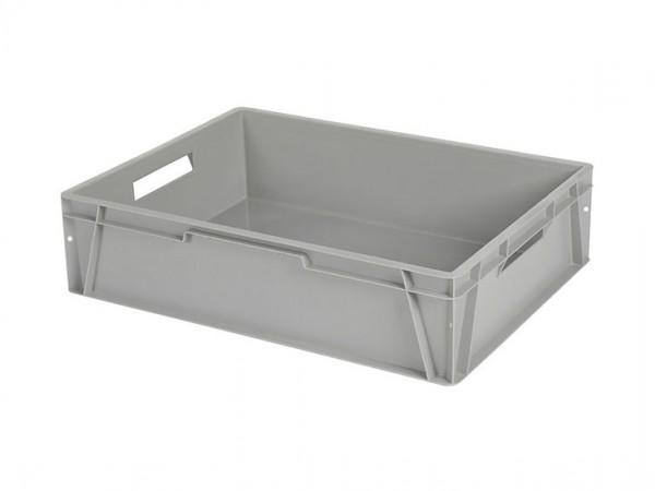 Stapelbehälter - 800x600xH200mm - Grau