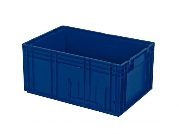 VDA RL-KLT Stapelbehälter - 594 x 396 x H 280 mm - Blau