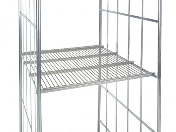 Zwischenboden für Rollbehälter - Stahl