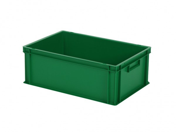 Stapelbehälter - 600x400xH220mm - Grün