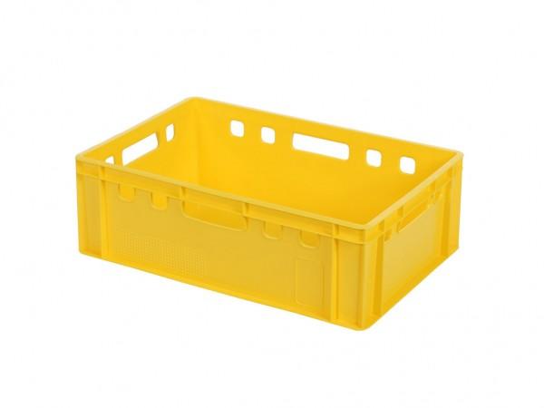Stapelbehälter E2 - 600x400xH200mm - Gelb
