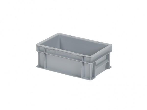 Stapelbehälter - 300x200xH118mm - Grau