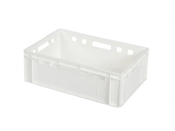 Stapelbehälter E2 - 600x400xH200mm - Weiß