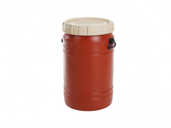 Super Weithalsfass 75 Liter - Futtertonne - Kanutonne